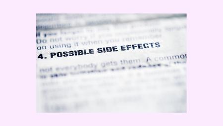 Unzureichende Beratung und eine lange Liste der Nebenwirkungen
